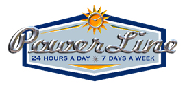 PowerLine - 24 hours a day 7 days a week